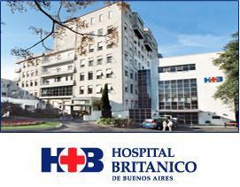 Ataque contra trabajadores en el Hospital Británico.
